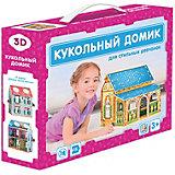 """3D-конструктор Malamalama """"Кукольный домик"""""""