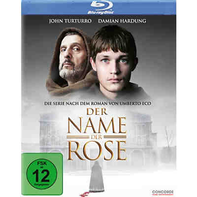 BLU-RAY Der Name der Rose (2 Blue-Rays)