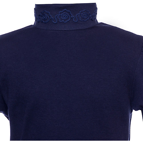 Блузка Белый Снег - синий от Снег