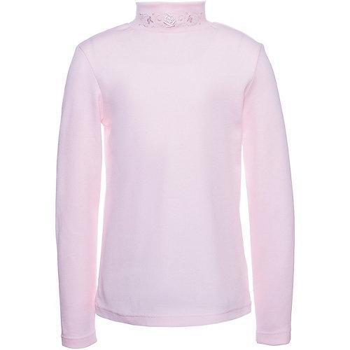 Водолазка Белый Снег - розовый от Снег