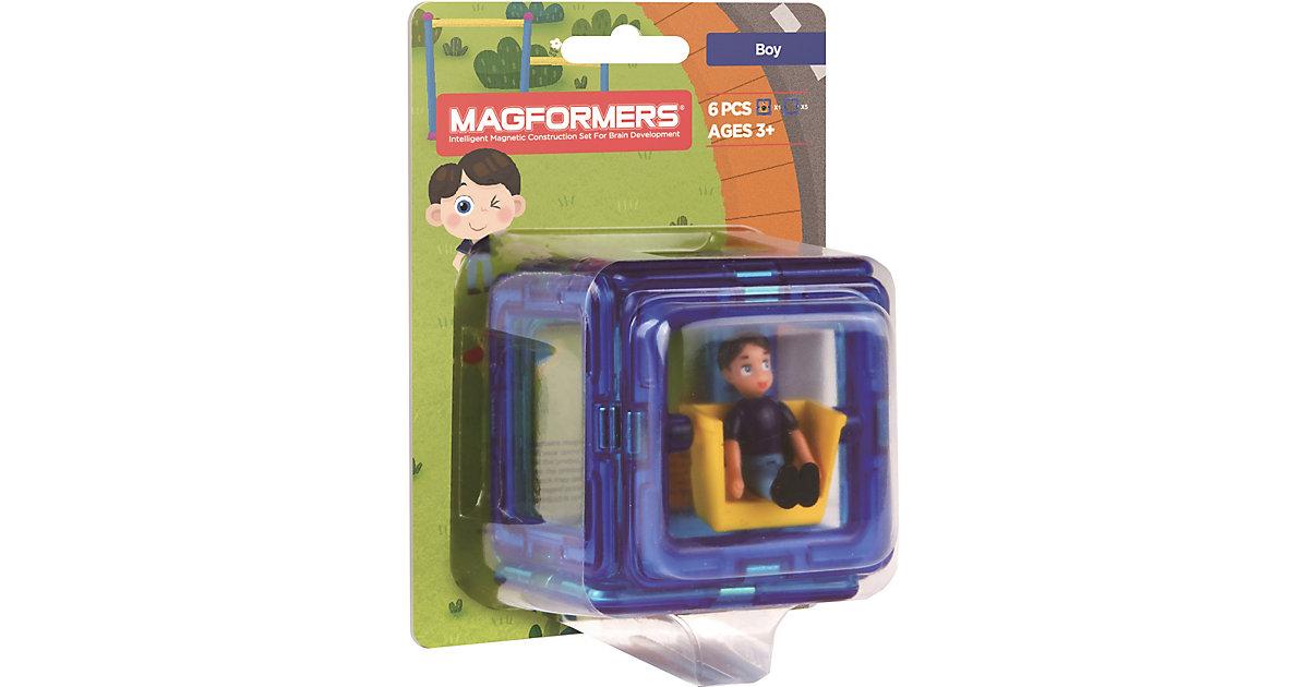 Magformers Figure Plus Boy Set