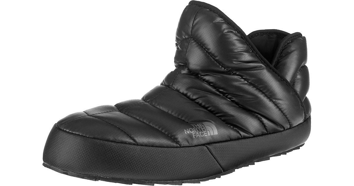 ThermoBall™ Traction Bootie Hüttenschuhe schwarz Gr. 45,5   Schuhe > Hausschuhe > Hüttenschuhe   Schwarz   Textil   THE NORTH FACE
