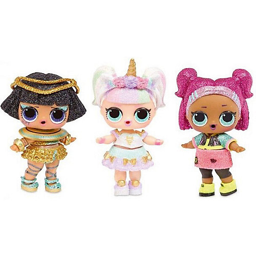Кукла-сюрприз MGA Entertainment в шаре LOL Surprise Sparkle Series, 559658 от MGA