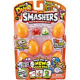 """Игровой набор Zuru Smashers """"Дино-сюрприз в яйце"""", 8 шт"""
