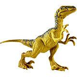 """Фигурка динозавра Jurassic World """"Атакующая стая"""", Велоцираптор Дельта"""