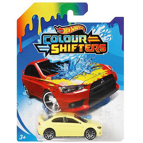 Машинка Hot Wheels Color Shifters Mitsubishi Lancer Evolution, меняет цвет от Mattel