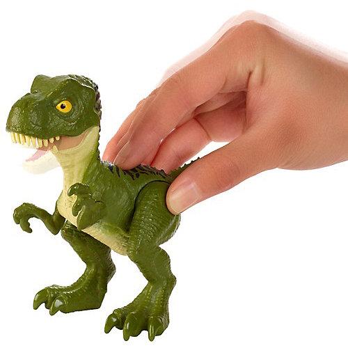 """Игровая фигурка Jurassic World """"Динозавры в яйцах"""", в закрытой упаковке от Mattel"""