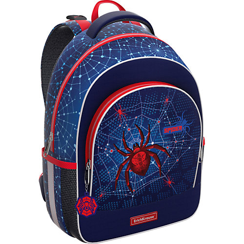 Ученический рюкзак Erich Krause ErgoLine 15L Spider - atlantikblau от Erich Krause