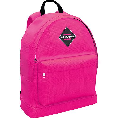 Рюкзак Erich Krause EasyLine 17 L Neon Pink - розовый от Erich Krause