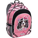 Ученический рюкзак Erich Krause ErgoLine 15L Clever Dog