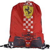 Мешок для обуви Академия Групп Ferrari, красный