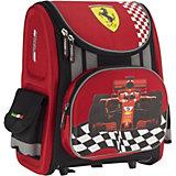 Рюкзак Академия Групп профилактический Ferrari, красный