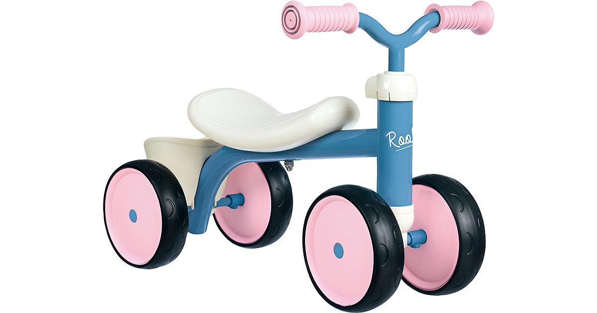 Rutscher Rookie, Pastell rosa/blau
