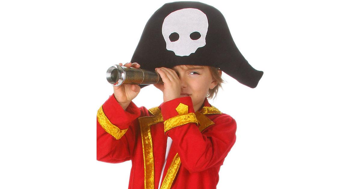 Piratenhut Gr. one size Jungen Kinder