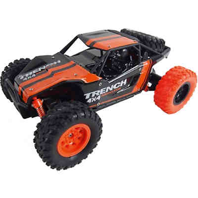 Desert Truck Trench 1:24 RTR orange-schwarz