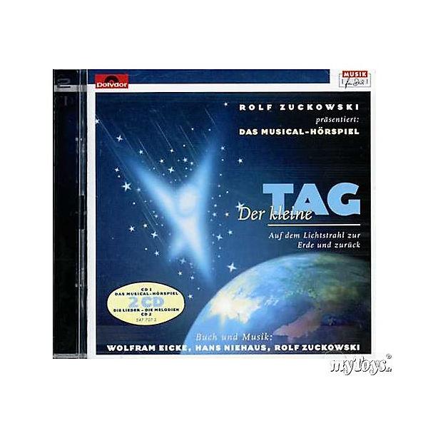 08de79ed6ec84f CD Rolf Zuckowski 23 Der kleine Tag 2er CD