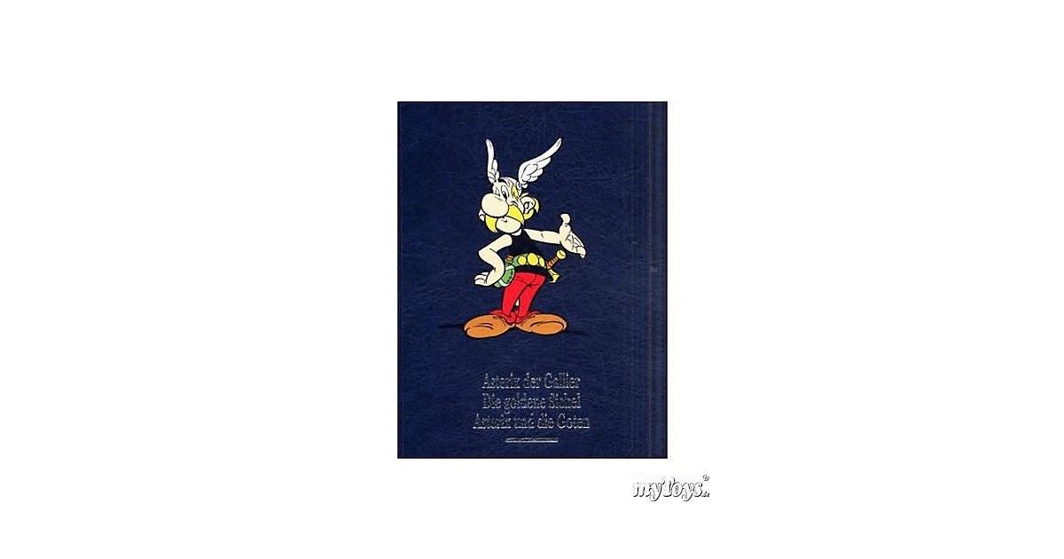 Egmont · Asterix-Gesamtausgabe, Buch 1 (Bände 1-3)