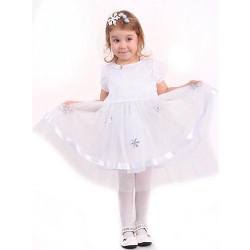 Карнавальный костюм Батик, Снежинка малютка от Пуговка