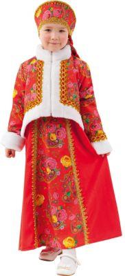 Карнавальный костюм Батик, Масленица