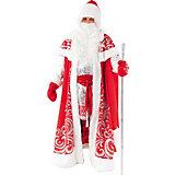 Карнавальный костюм Батик, Дед Мороз Царский