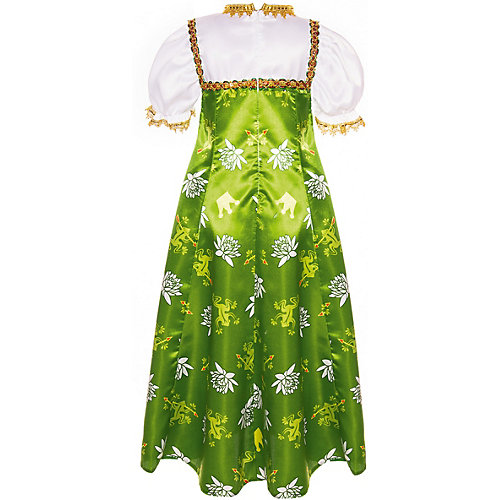 Карнавальный костюм Батик, Царевна-Лягушка от Пуговка