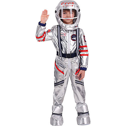 Карнавальный костюм Батик, Космонавт - серый от Пуговка