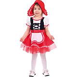 Карнавальный костюм Батик, Красная Шапочка