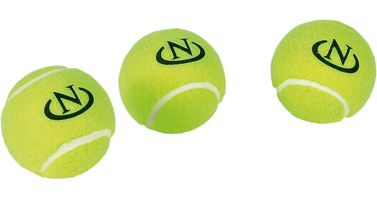 Tennisbälle, in Dose gelb