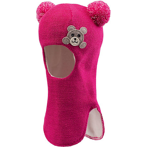 Шапка-шлем Kerry Edie - розовый от Kerry