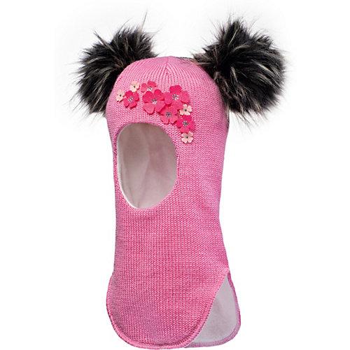 Шапка-шлем Kerry Minja - розовый от Kerry