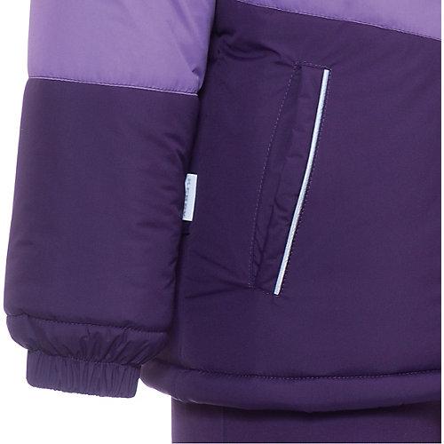Комплект Kerry Robina: куртка и полукомбинезон - лиловый от Kerry