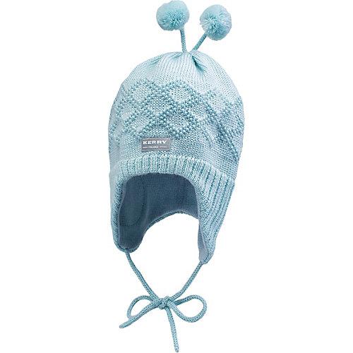 Шапка Kerry Balin - голубой от Kerry