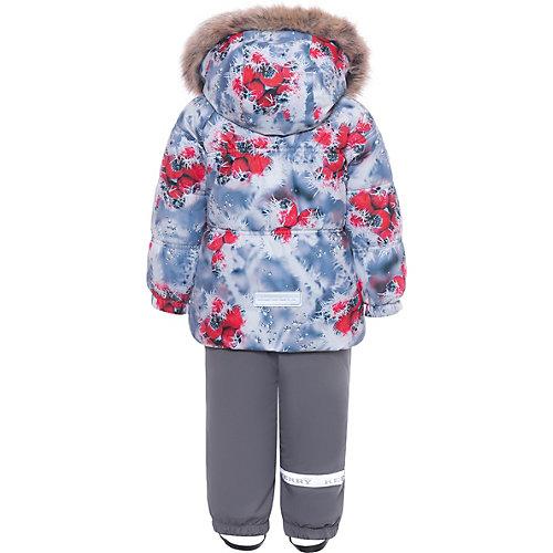 Комплект Kerry Minna: куртка и полукомбинезон - разноцветный от Kerry