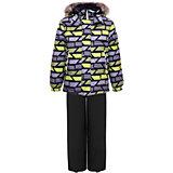 Комплект Kerry Robis: куртка и полукомбинезон