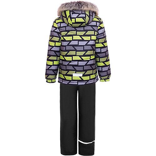 Комплект Kerry Robis: куртка и полукомбинезон - разноцветный от Kerry