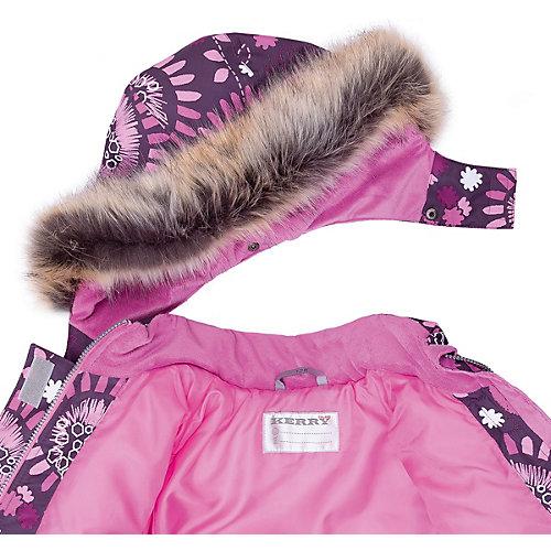 Комплект Kerry Roosa: куртка и полукомбинезон - разноцветный от Kerry