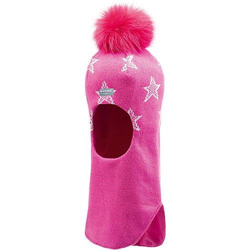 Шапка-шлем Kerry Destra - розовый от Kerry