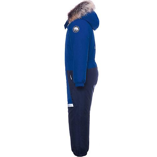 Утепленный комбинезон Kerry Kent - синий от Kerry