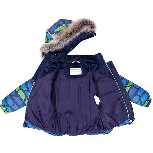 Комплект Kerry Franky: куртка и полукомбинезон - разноцветный от Kerry