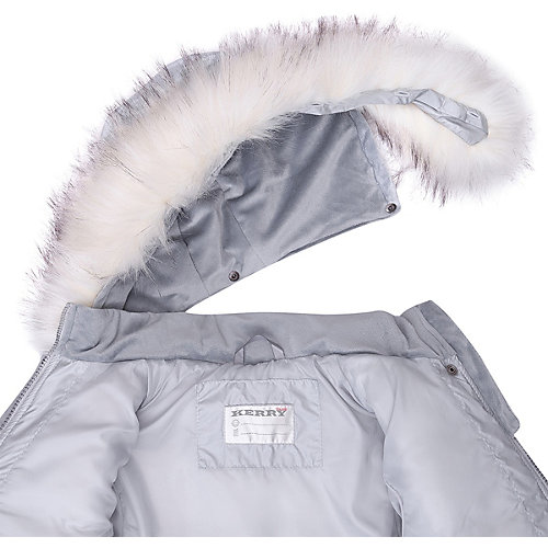 Утепленная куртка Kerry Milla - серый от Kerry