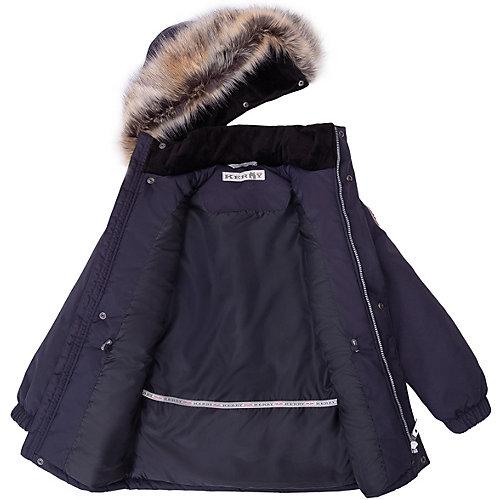 Утепленная куртка Kerry Rowen - серый от Kerry