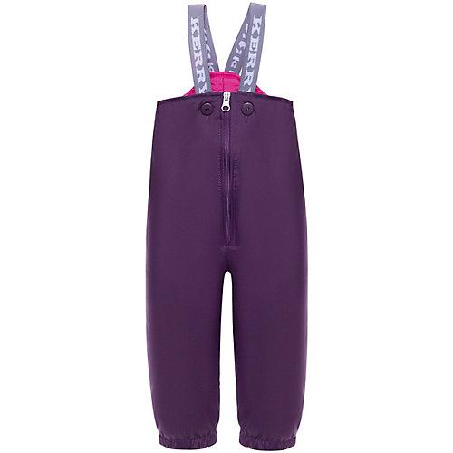 Комплект Kerry Flora: куртка и полукомбинезон - розовый от Kerry