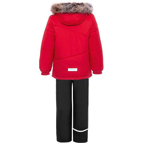Комплект Kerry Robby: куртка и полукомбинезон - красный от Kerry