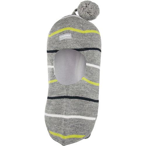 Шапка-шлем Kerry Mint - серый от Kerry