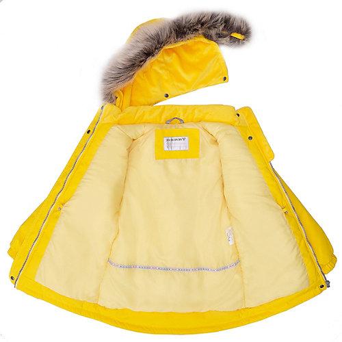 Утепленная куртка Kerry Maya - желтый от Kerry