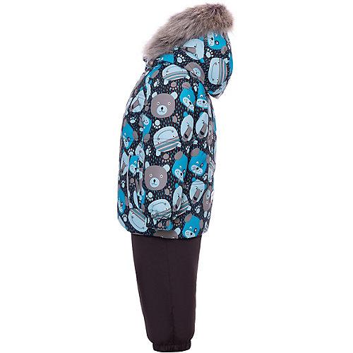 Комплект Kerry Zoomy: куртка и полукомбинезон - разноцветный от Kerry