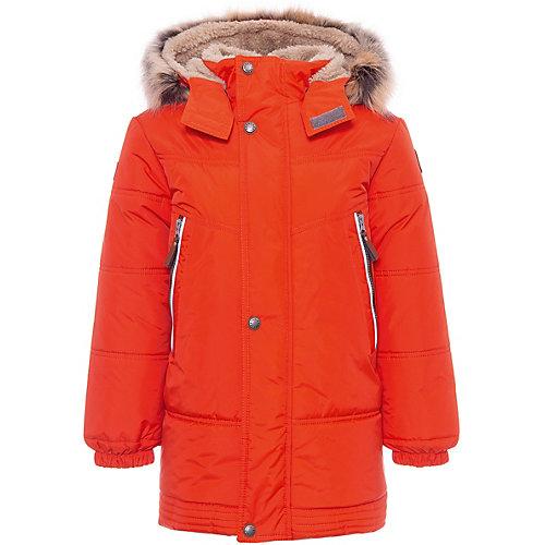 Утепленная куртка Kerry Tom - оранжевый от Kerry