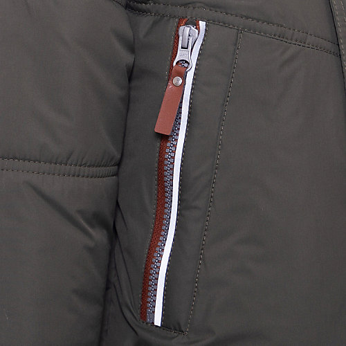 Утепленная куртка Kerry Tom - хаки от Kerry