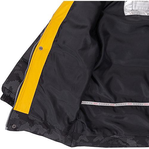 Утепленная куртка Kerry Nordic - желтый от Kerry