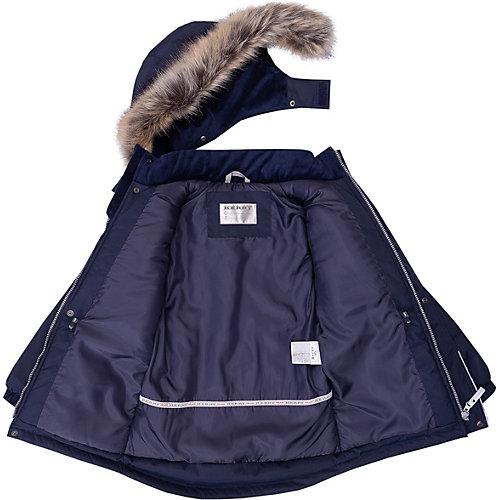 Утепленная куртка Kerry Wolf - темно-синий от Kerry